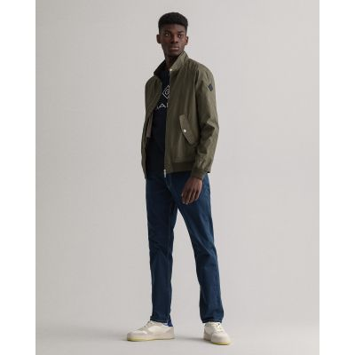 Relaxed Fit Organic Cotton Jeans