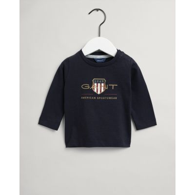 Baby Archive Shield Long Sleeve T-Shirt