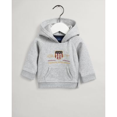 Baby Archive Shield Hoodie