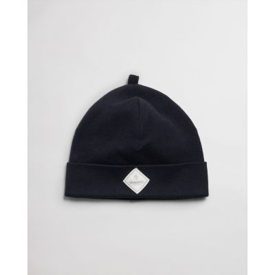 LOCK-UP ORGANIC COTTON BEANIE