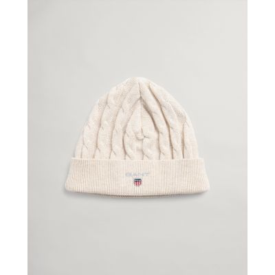 Baby Cotton Cable Beanie