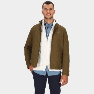 Quilted GANT Windcheater