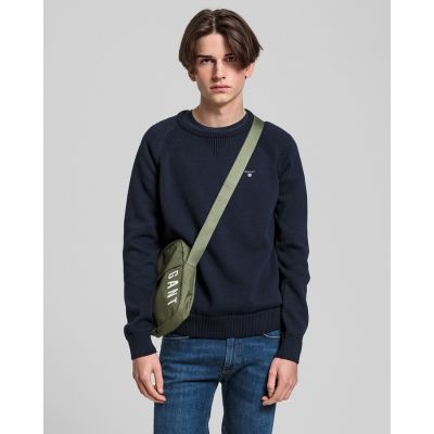 Teen Boys Casual Cotton Crewneck Sweater