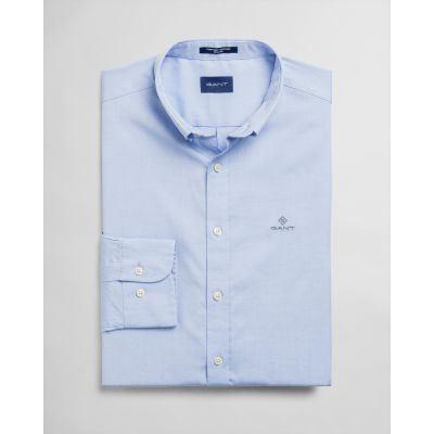 Regular Fit Pinpoint Oxford Shirt