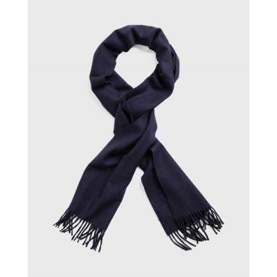 Solid Wool Scarf