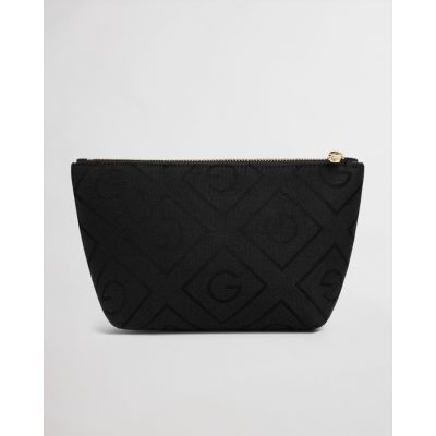 Iconic G Print Makeup Bag
