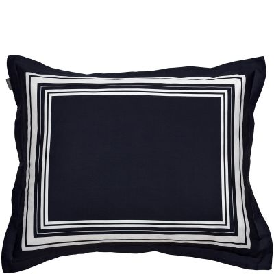 WHITE FRAME PILLOWCASE